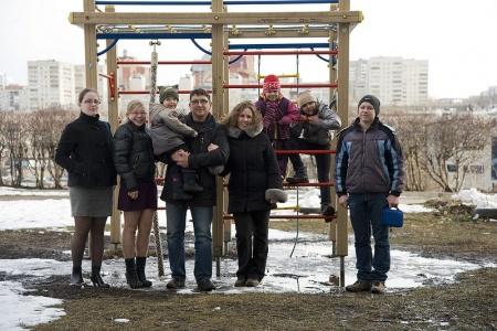 Дети— Божий дар, уверена многодетная семья Соколовых