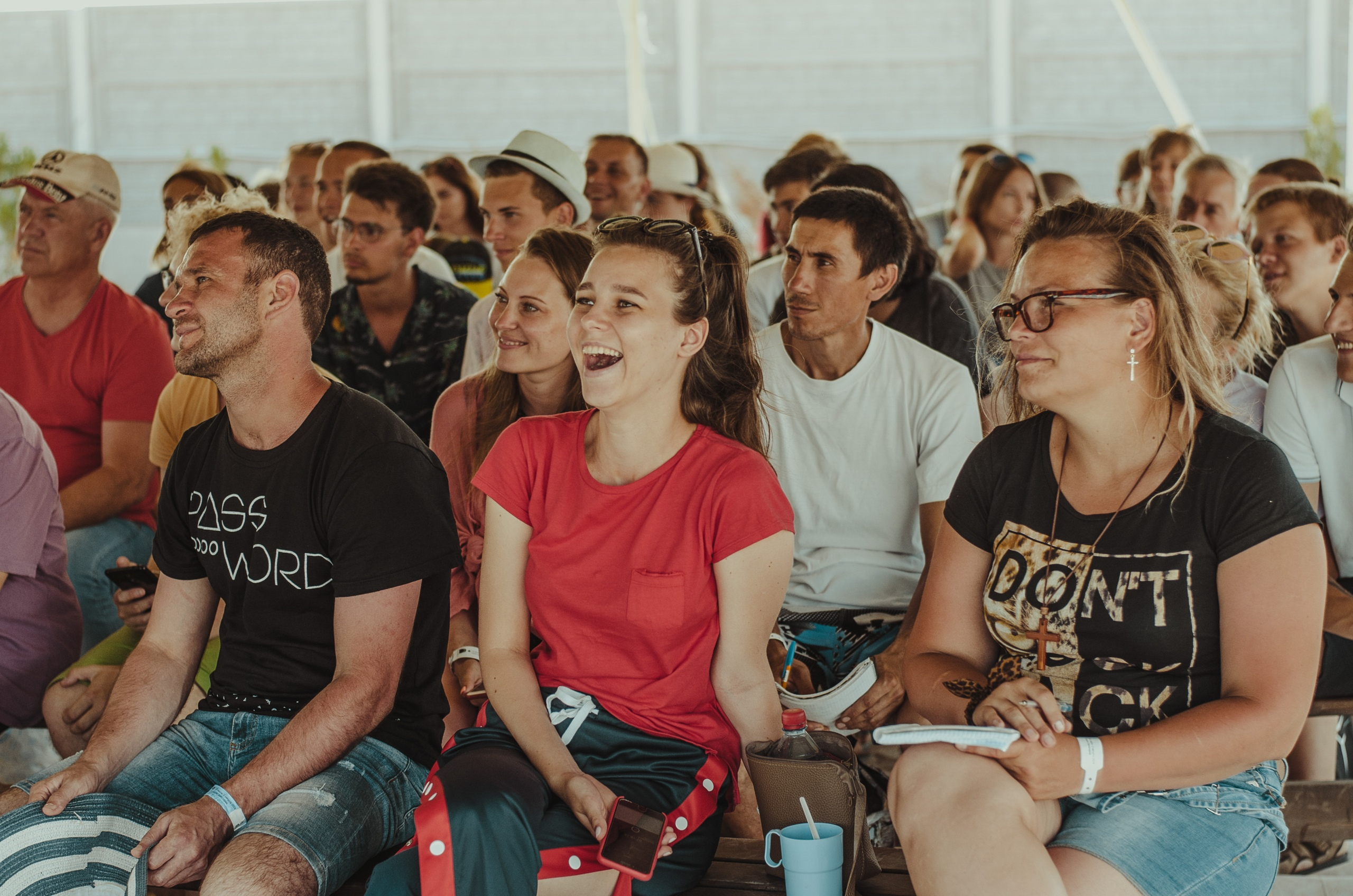 В Крыму прошёл молодёжный слёт PASSWORD