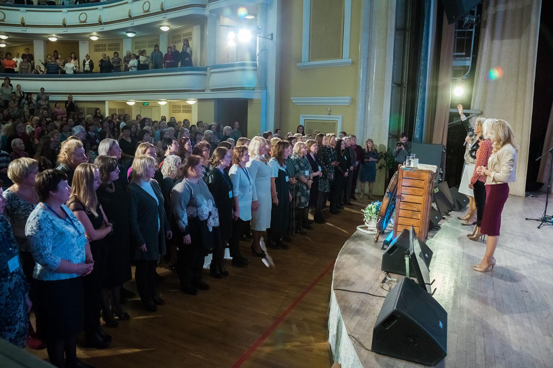 Всероссийская женская конференция «Жизнь в Духе» прошла в Перми