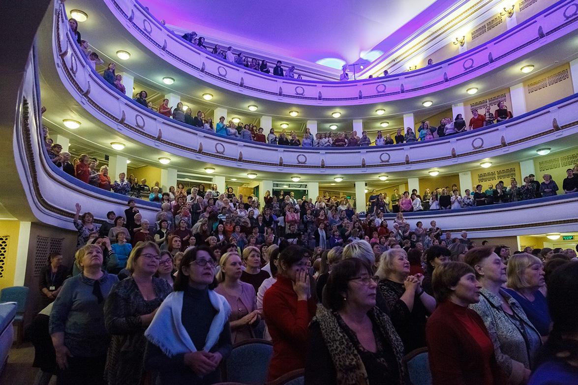 «Смотри, как строишь»: в Перми прошла всероссийская женская конференция