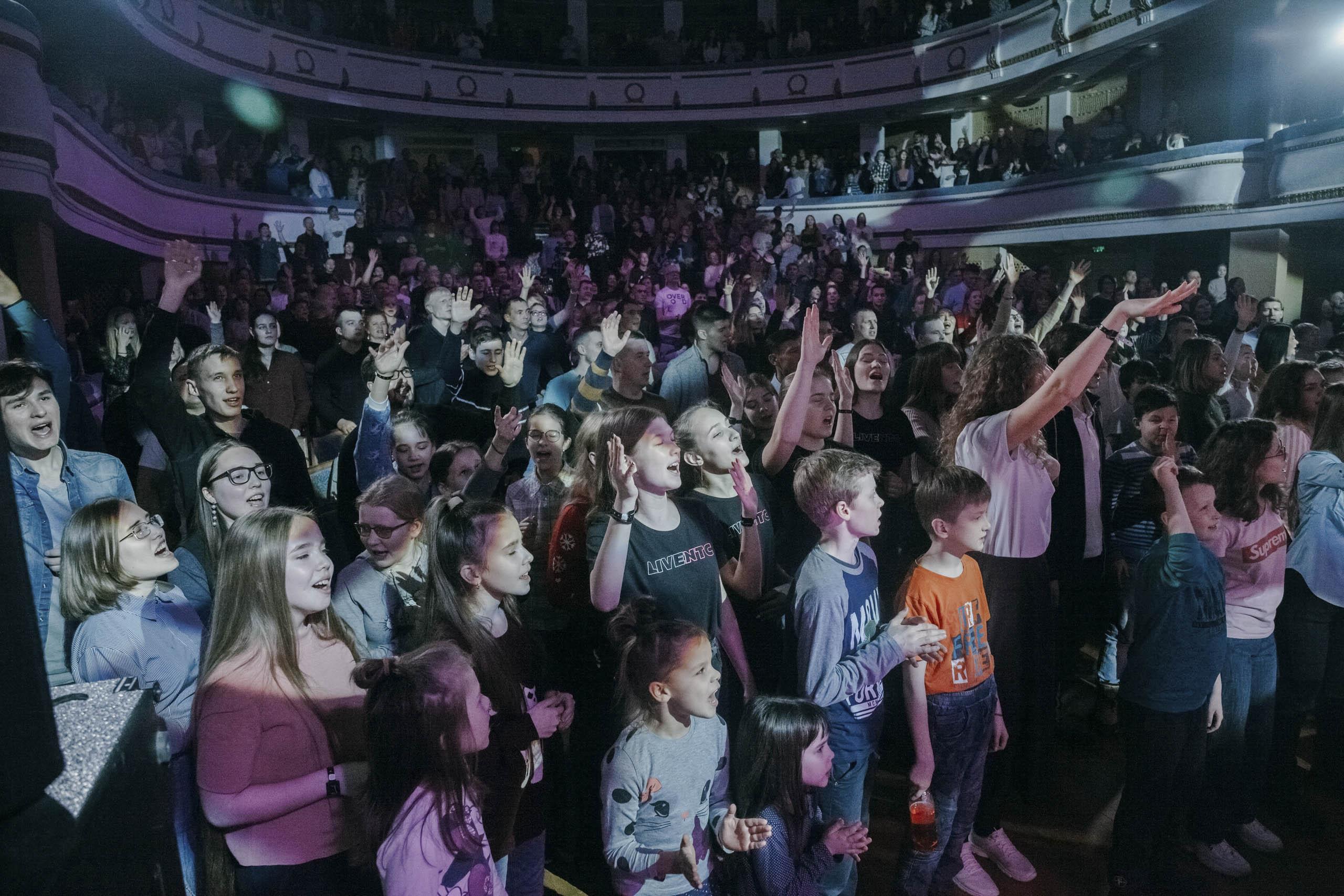 В Перми прошла региональная молодёжная конференция LIVENTC20