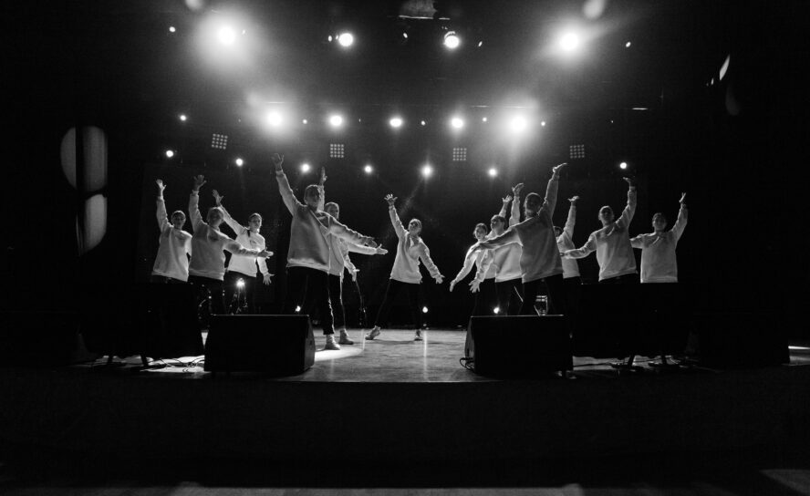 Танцы — это наш инструмент