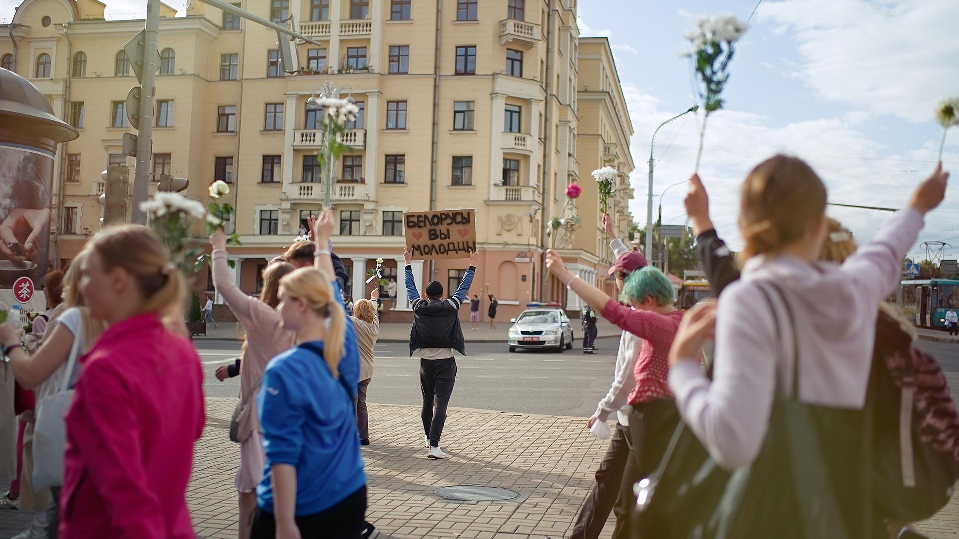 18–20 ноября — День молитвы и поста за Беларусь