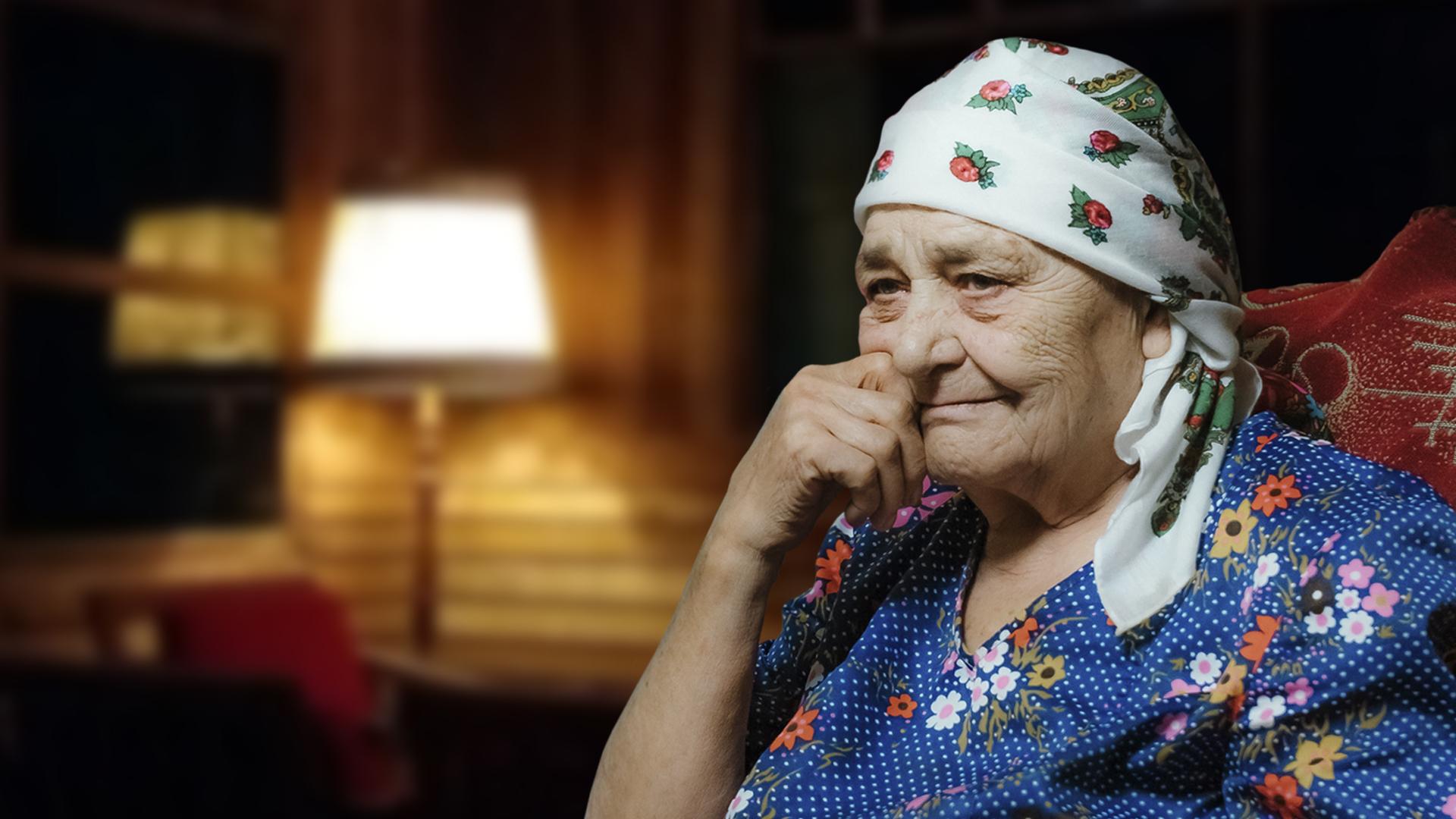 Ушла в вечность Анна Ильинична Грабовенко